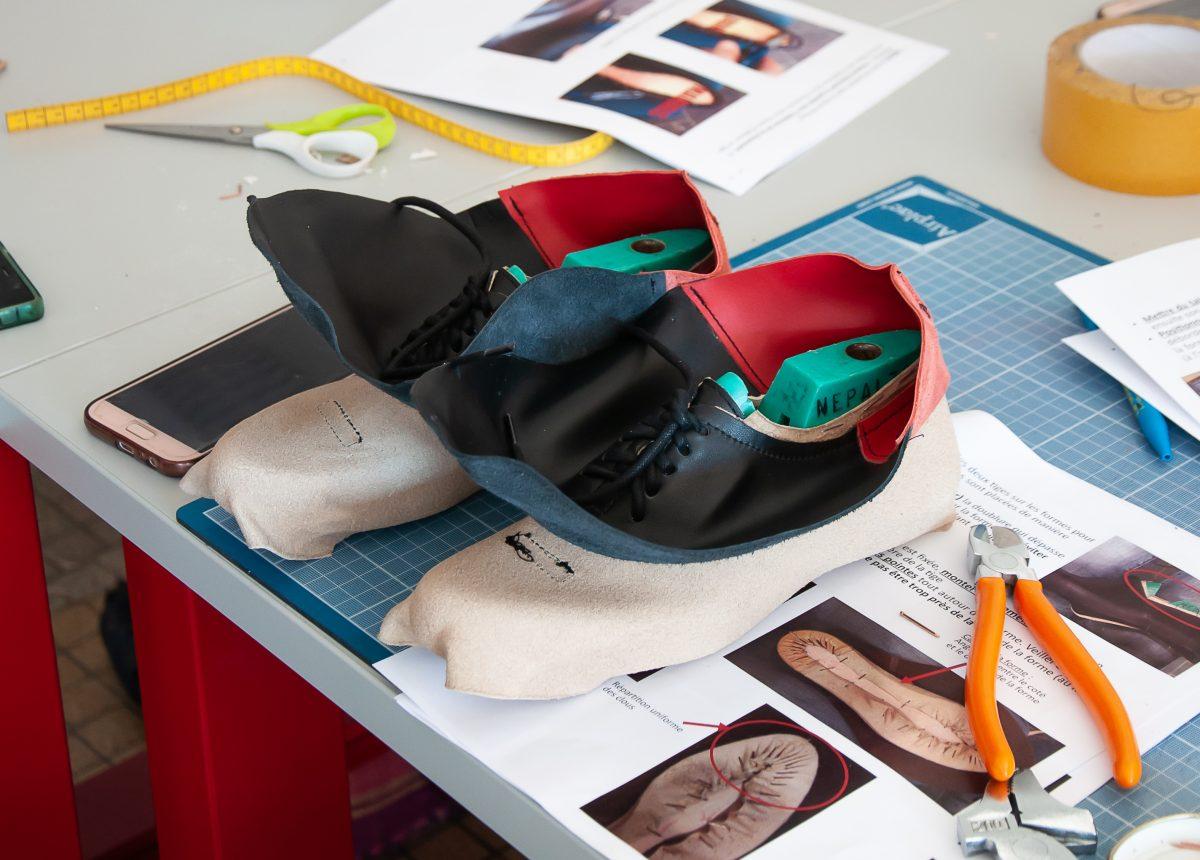 Workshop chaussure